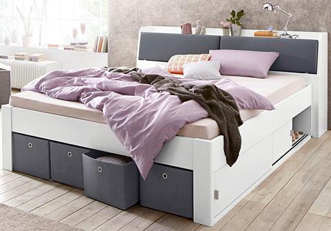 PACK`S кровать с ящиком для хранения б...