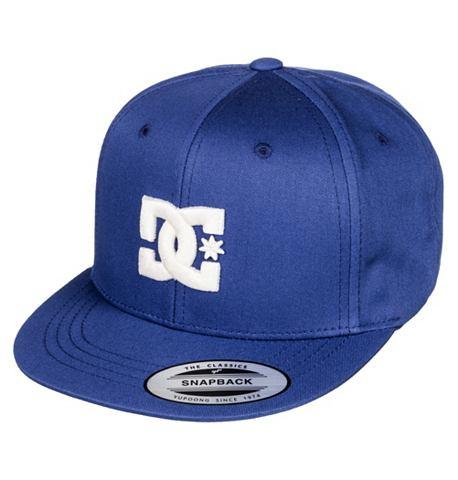 DC туфли шапка