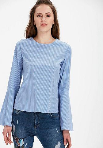 Ad L блузка с длинным рукавом