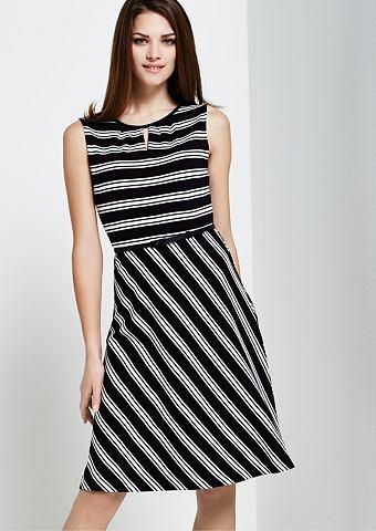 Legeres летнее платье в в полоску