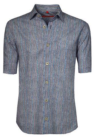 Рубашка с лен