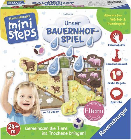 """Spiel """"ministeps Unser Bauernhof-..."""