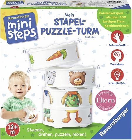 Пазл »ministeps Mein Stapel-Puzz...