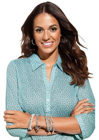 Блуза в узор