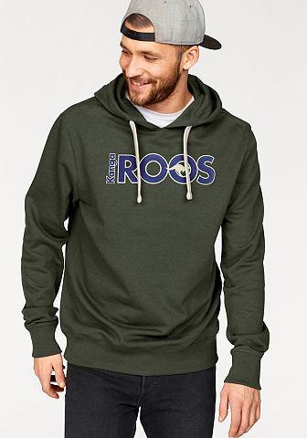 Kanga ROOS кофта с капюшоном