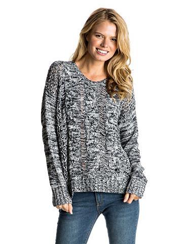 Пуловер с Zopfstrickmuster