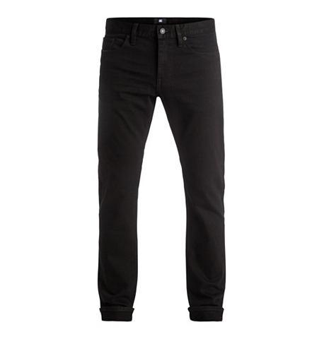 DC туфли узкий форма джинсы
