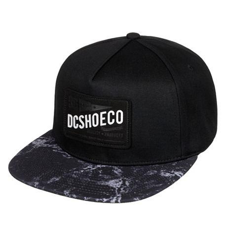 DC туфли Snapback шапка »Leather...