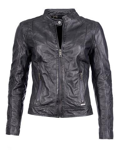 Куртка кожаная для женсщин Marcie