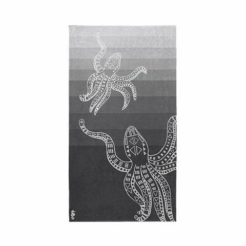 Пляжное полотенце »Octopus&laquo...