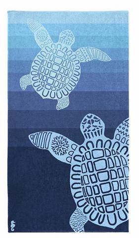 Пляжное полотенце »Turtle«...