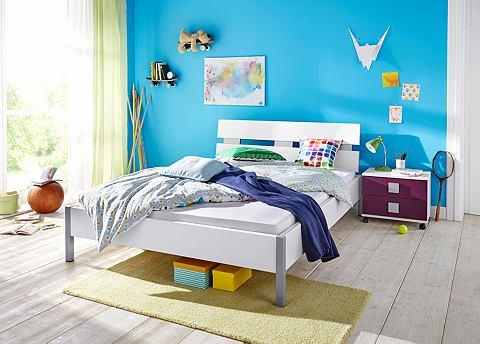 Кровать в 3 широкий
