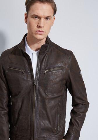 Куртка мужская »Lederjacke в Cla...