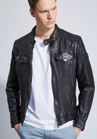 Куртка мужская »Lederjacke с Ste...