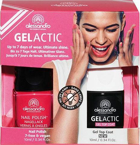 »Gelactic Nail комплект Pink&laq...