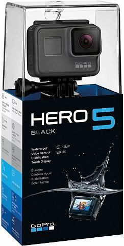 Go Pro HERO5 Black 4K (Ultra-HD) Камер...