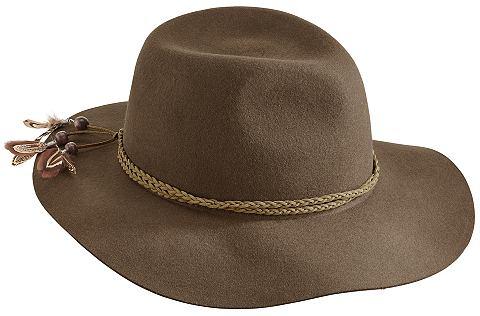 Шляпа с Federn