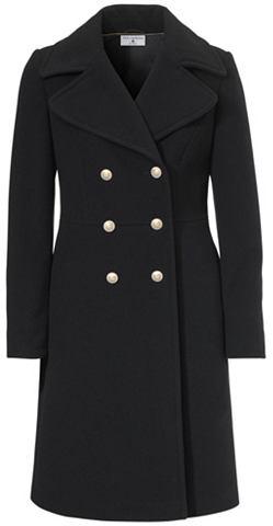 Пальто шерстяное Military-Style