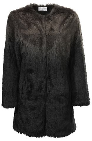 Шерстяное пальто в Farbverlauf