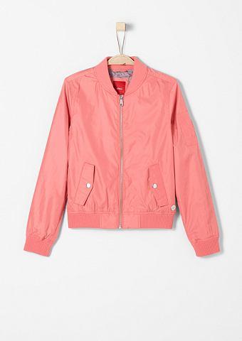 Куртка в Nylon-Optik для Mädchen