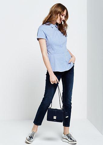 Качественная блузка с коротким рукавом...