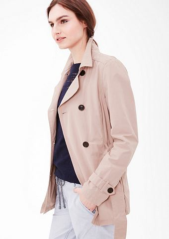 Куртка в Trenchcoat-Style
