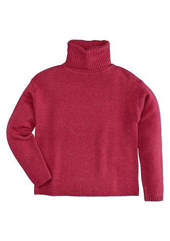 Пуловер для женсщин в короткий форма