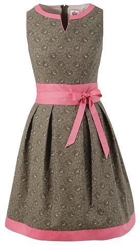 Spieth & Wensky платье в националь...