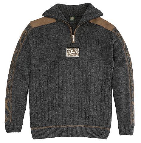 Пуловер Herren с стежка