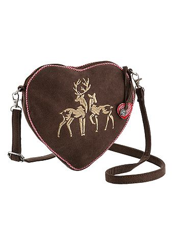 Spieth & Wensky сумка в форма серд...