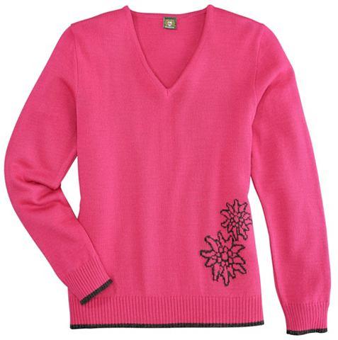 Пуловер для женсщин с Edelweißmo...