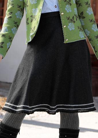 Юбка в национальном костюме с Borten- ...