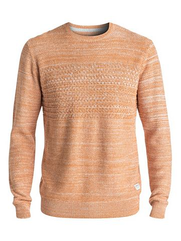 Melierter пуловер