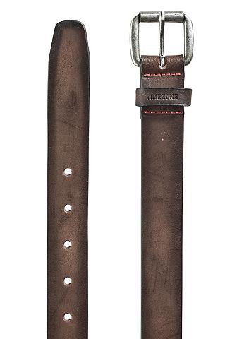 Ремень »leather belt«