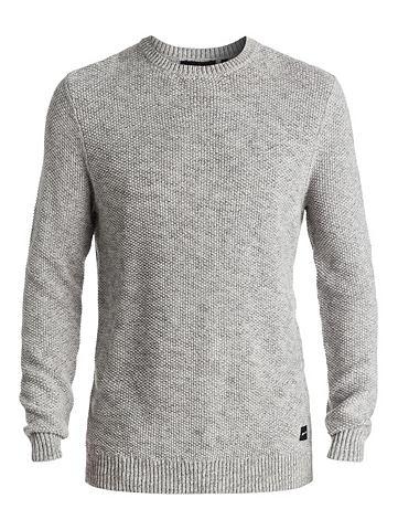 Waffel-Pullover