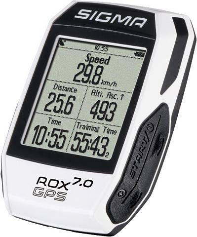 Fahrradcomputer GPS черный цвет &raquo...