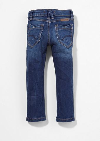 Brad: Destroyed & Repaired-Jeans f...