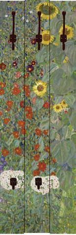 HOME AFFAIRE Вешалка »Klimt G.: Garten с Sonn...