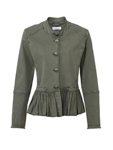heine CASUAL Куртка короткая с воротник стойка