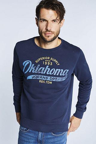 OKLAHOMA джинсы кофта спортивного стил...