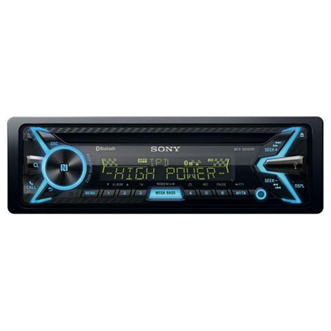 1-DIN cd-receiver с Bluetooth