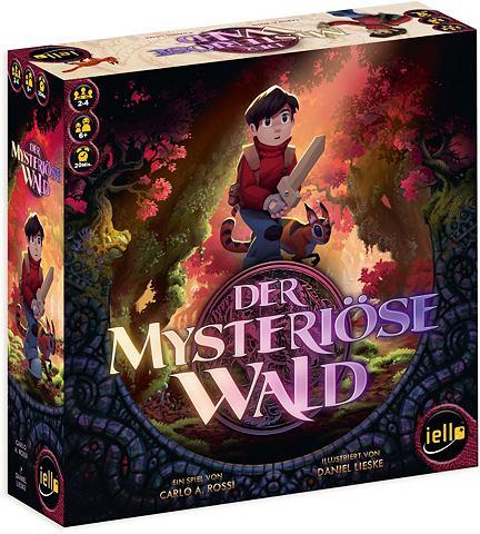 """Spiel """"Der mysteriöse Wald&q..."""
