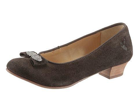 Spieth & Wensky туфли с бант