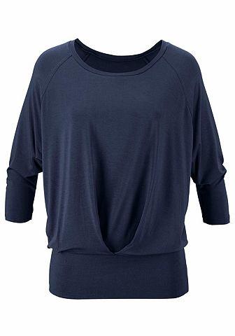 Yoga & Relax футболка с широкий та...
