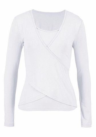 Yoga & Relax футболка с с ложным з...