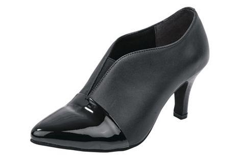 ANDREA CONTI Закрытые туфли в сочетание материалов
