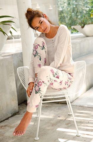 Пижама с цветочным узором в N-Grö...