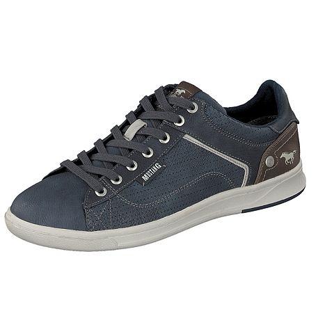 MUSTANG туфли ботинки со шнуровкой с c...
