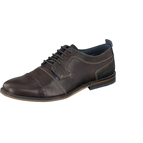 MUSTANG туфли ботинки со шнуровкой из ...