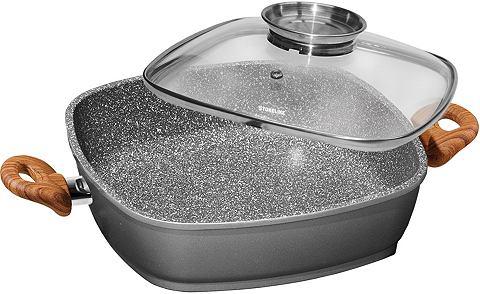 Квадратная сковородка Aluminiumguss In...
